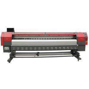 Πολυλειτουργικός εκτυπωτής βινυλίου 10feet με έγχρωμο εκτυπωτή αυτοκόλλητων ετικετών dx5 RT180 από CrysTek WER-ES3202