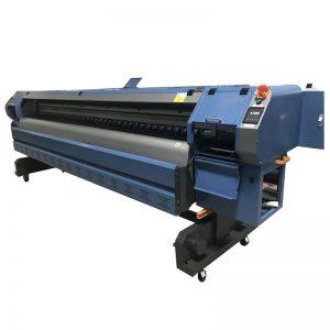 3.2m Konica 512i ψηφιακή βινυλίου flex εκτυπωτή μελάνης εκτυπωτή / plotter / μηχανή εκτύπωσης WER-K3204I
