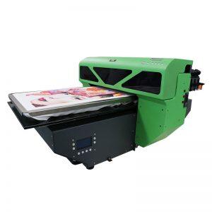 A2 εκτυπωτής επίπεδης επιφάνειας ψηφιακός DTG T-shirt εκτυπωτής 8 έγχρωμος εκτυπωτής DX5 WER-D4880T
