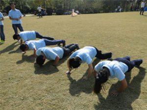 Δραστηριότητες στο πάρκο Gucun, Φθινόπωρο 2014