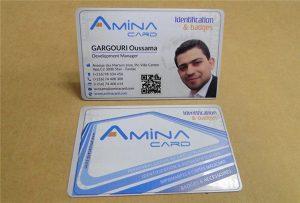 Δέσμευση δείγματος κάρτας επιχειρηματικών επεισοδίων από εκτυπωτή υπερηχητικής επιφάνειας εργασίας - μέγεθος A2 WER-D4880UV