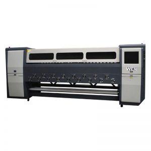 καλής ποιότητας Εκτυπωτής διαλυτών K3404I / K3408I Εκτυπωτής inkjet βαριάς χρήσης 3,4 m