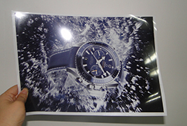 Φωτιστικό κομμάτι τυπωμένο από εκτυπωτή οικολογικού διαλύτη 3.2 m (10 πόδια) WER-ES3202 2