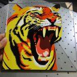 Μονόπλευρη λύση εκτύπωσης γυαλιού