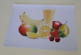 PVC πανό εκτυπωμένο από εκτυπωτή οικολογικού διαλύτη WER-ES3201 3,2 μέτρων (10 ποδιών)