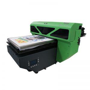 Φτηνές ψηφιακές εκτυπωτές inkjet eco solvent T-shirt για διαφήμιση WER-D4880T