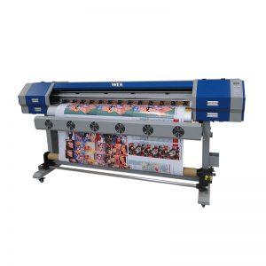 υφασμάτινο εκτυπωτή υφασμάτων από ύφασμα με κεφαλή Dx5 WER-EW160