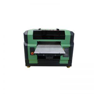 καλή τιμή για a3 a4 flatbed WER-E2000UV uv οδήγησε εκτυπωτή με dx5 κεφάλι 8 χρώματα