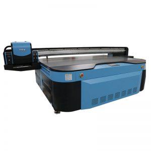 καλής ποιότητας εκτυπωτής επίπεδης επιφάνειας UV για τοίχους / κεραμικά πλακίδια / φωτογραφίες / εκτύπωση ακρυλικού / ξύλου WER-G2513UV