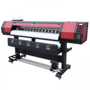 υψηλής ποιότητας και φθηνού εκτυπωτή μεγάλου μεγέθους 1,8 m Smartjet dx5 1440dpi για εκτύπωση πανό και αυτοκόλλητων ετικετών WER-ES1902