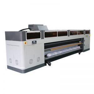 υψηλής ευκρίνειας μηχανή ψηφιακής εκτύπωσης υψηλής ταχύτητας με εκτυπωτή Wer-G-3200UV