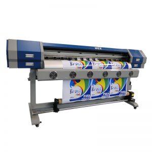 ζεστό μοντέλο βινυλίου εξατομικευμένη προσαρμοσμένη πολύχρωμη ψηφιακή t shirt μηχανή εκτύπωσης WER-EW160