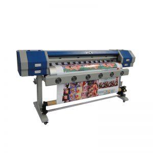 κατασκευαστής καλύτερη τιμή υψηλής ποιότητας t-shirt ψηφιακή εκτύπωση κλωστοϋφαντουργικών μηχανών μελάνης εκτόξευση χρωμάτων εκτυπωτή WER-EW160