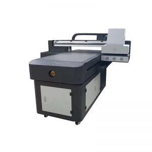 pvc μηχάνημα εκτυπωτή ψηφιακή inkjet κλωστοϋφαντουργικών εκτυπωτών για πλαστικό WER-ED6090UV