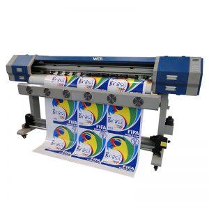 εξάχνωση εκτύπωσης εκτυπωτής χαρτιού εκτυπωτής T-shirt αθλητικός εκτυπωτής WER-EW160